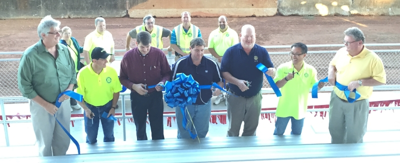 Official Ribbon Cutting Ceremony on September 22, 2014